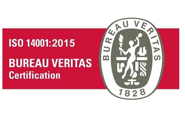 Usine Semios certifiée ISO 14001