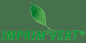 Impression numérique Semios label Imprim'Vert